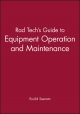 Tech's Guide to Equipment Operation and Maintenance - Euclid Seeram