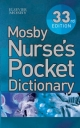 Mosby Nurse's Pocket Dictionary - Chris Brooker