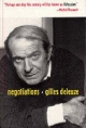 Negotiations - Gilles Deleuze