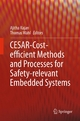 CESAR - Cost-efficient Methods and Processes for Safety-relevant Embedded Systems - Ajitha Rajan; Thomas Wahl