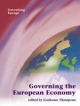 Governing the European Economy - Grahame F. Thompson