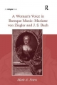 Woman's Voice in Baroque Music - Mark A. Peters