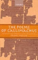 Poems of Callimachus - Callimachus; Frank Nisetich