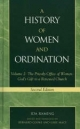 History of Women and Ordination - Ida Raming; Bernard Cooke; Gary Macy