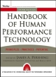 Handbook of Human Performance Technology - James A. Pershing