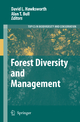 Forest Diversity and Management - David L. Hawksworth; Alan T. Bull