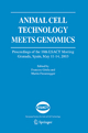 Animal Cell Technology Meets Genomics - Francesc Godia; Martin Fussenegger