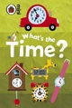 Early Learning What's the Time? - Ladybird