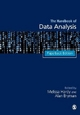 Handbook of Data Analysis - Alan Bryman; Melissa A. Hardy