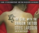 Girl with the Dragon Tattoo - Stieg Larsson; Martin Wenner
