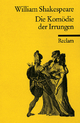 Komödie der Irrungen - William Shakespeare