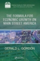 Formula for Economic Growth on Main Street America - Gerald L. Gordon