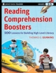 Reading Comprehension Boosters - Thomas G. Gunning