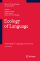 Ecology of Language - Angela Creese; Peter Martin; Nancy H. Hornberger