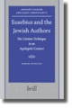 Eusebius and the Jewish Authors - Sabrina Inowlocki