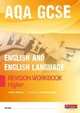 Revise GCSE AQA English/Language Workbook - Higher - Esther Menon