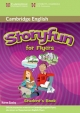 Storyfun for Flyers Student's Book - Karen Saxby