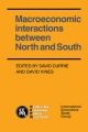 Macroeconomic Interactions Between North and South - David Currie; David Vines