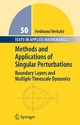 Methods and Applications of Singular Perturbations - Ferdinand Verhulst