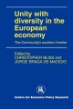 Unity with Diversity in the European Economy - Christopher Bliss; Jorge Braga De Macedo