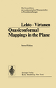 Quasiconformal Mappings in the Plane - Olli Lehto; K.I. Virtanen