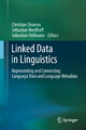 Linked Data in Linguistics - Christian Chiarcos; Sebastian Nordhoff; Sebastian Hellmann