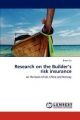 Research on the Builder s risk insurance - Binan Su