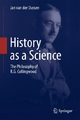 History as a Science - W. J. van der Dussen