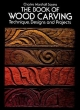 Book of Woodcarving - Charles Marshall Sayers