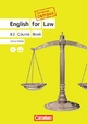 Cornelsen Campus - Englisch - English for Law / B2 - Course Book with CDs - Susan Bickel; Bettina Raaf; Jeremy Walenn