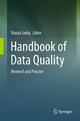 Handbook of Data Quality - Shazia Sadiq