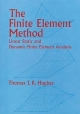 Finite Element Method - Thomas J. R. Hughes