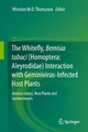 The Whitefly, Bemisia tabaci (Homoptera: Aleyrodidae) Interaction with Geminivirus-Infected Host Plants - Winston M.O. Thompson
