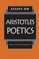 Essays on Aristotle's