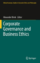 Corporate Governance and Business Ethics - Alexander Brink