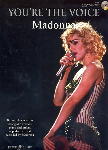 You're the Voice (+CD) : Madonna