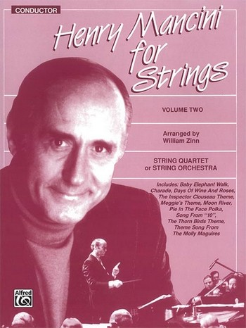 Henry Mancini for Strings vol.2 - 003262