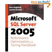 Microsoft SQL Server 2005 Performance Optimization and Tuning Handbook - Ken England  (Autor)