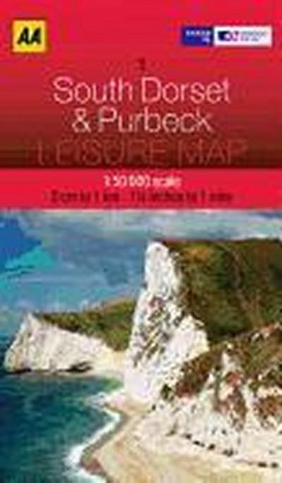 Bl.01 South Dorset & Purbeck 1:50.000 - AA Publishing