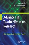 Advances in Teacher Emotion Research - Paul A. Schutz