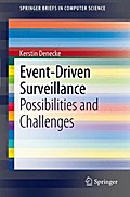 Event-Driven Surveillance - Kerstin Denecke