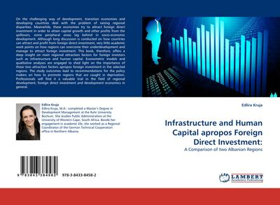 Infrastructure and Human Capital apropos Foreign Direct Investment - Edlira Kruja