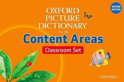 Oxford Picture Dictionary for the Content Areas Classroom Set - Dorothy Kauffman