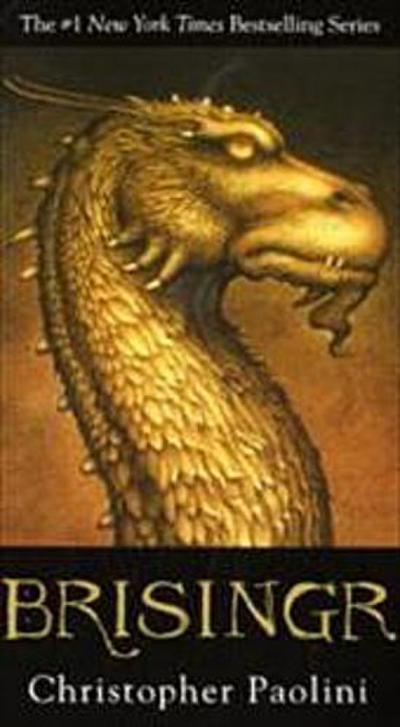 Brisingr (The Inheritance Cycle) - Christopher Paolini