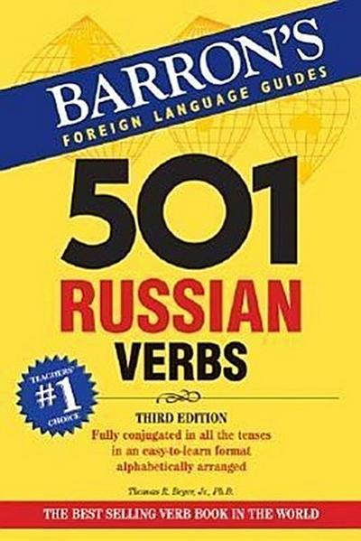 501 Russian Verbs - Thomas R. Beyer