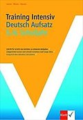 Training Intensiv: Deutsch Aufsatz, 5./6. Schuljahr - Claus Gigl