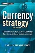 Currency Strategy - Callum Henderson