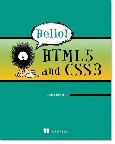 Hello! HTML5 & CSS3 - Rob Crowther
