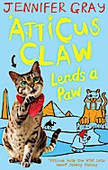 Atticus Claw Lends a Paw - Jennifer Gray