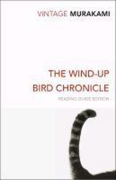The Wind-Up Bird Chronicle. Mister Aufziehvogel, englische Ausgabe - Haruki Murakami